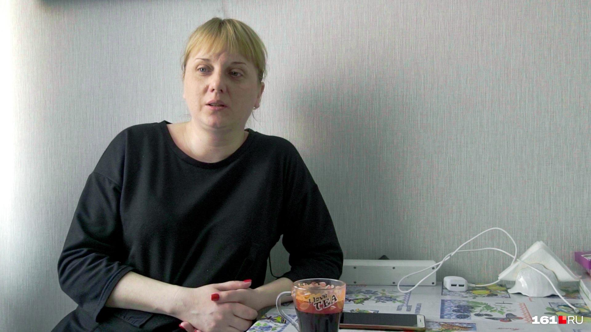 Ростовчанка благодарит всех, кто помогал ей в нелегкой многолетней борьбе за право жить достойно