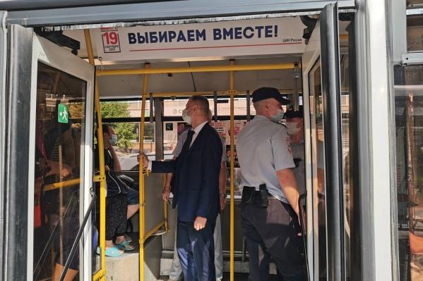 Чаще всего нарушителей ковид-ограничений проверяющие фиксируют в общественном транспорте