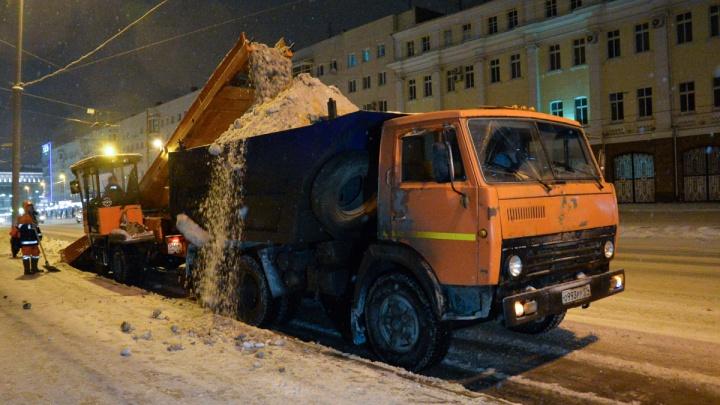 В Екатеринбурге снегоуборочная техника изношена на 70процентов. Алексей Орлов — о решении проблемы