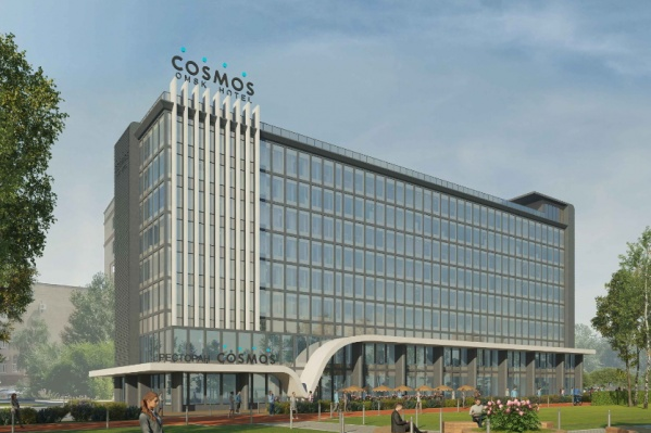 Строительство гостиницы оценивается в миллиард рублей