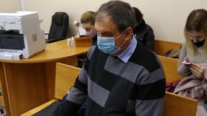 Строгий режим за взятку: в Самаре вынесли приговор экс-судье Михаилу Бурцеву