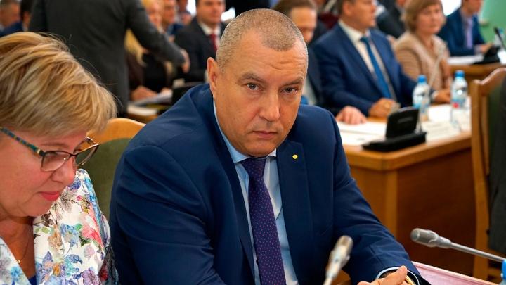 Бывший временный мэр Омска возглавил «Электрический транспорт»