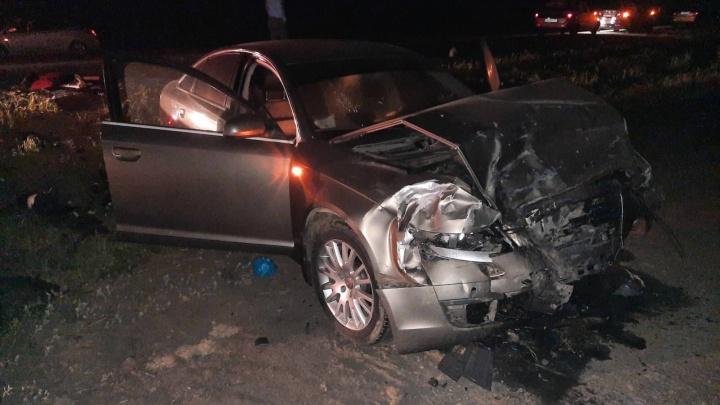 Водитель Audi, устроивший на трассе Челябинск — Екатеринбург ДТП с двумя жертвами, избежал ареста