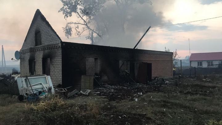 «Мой дом даже не тушили — не было воды»: крик души жительницы выгоревшего села Немчанка