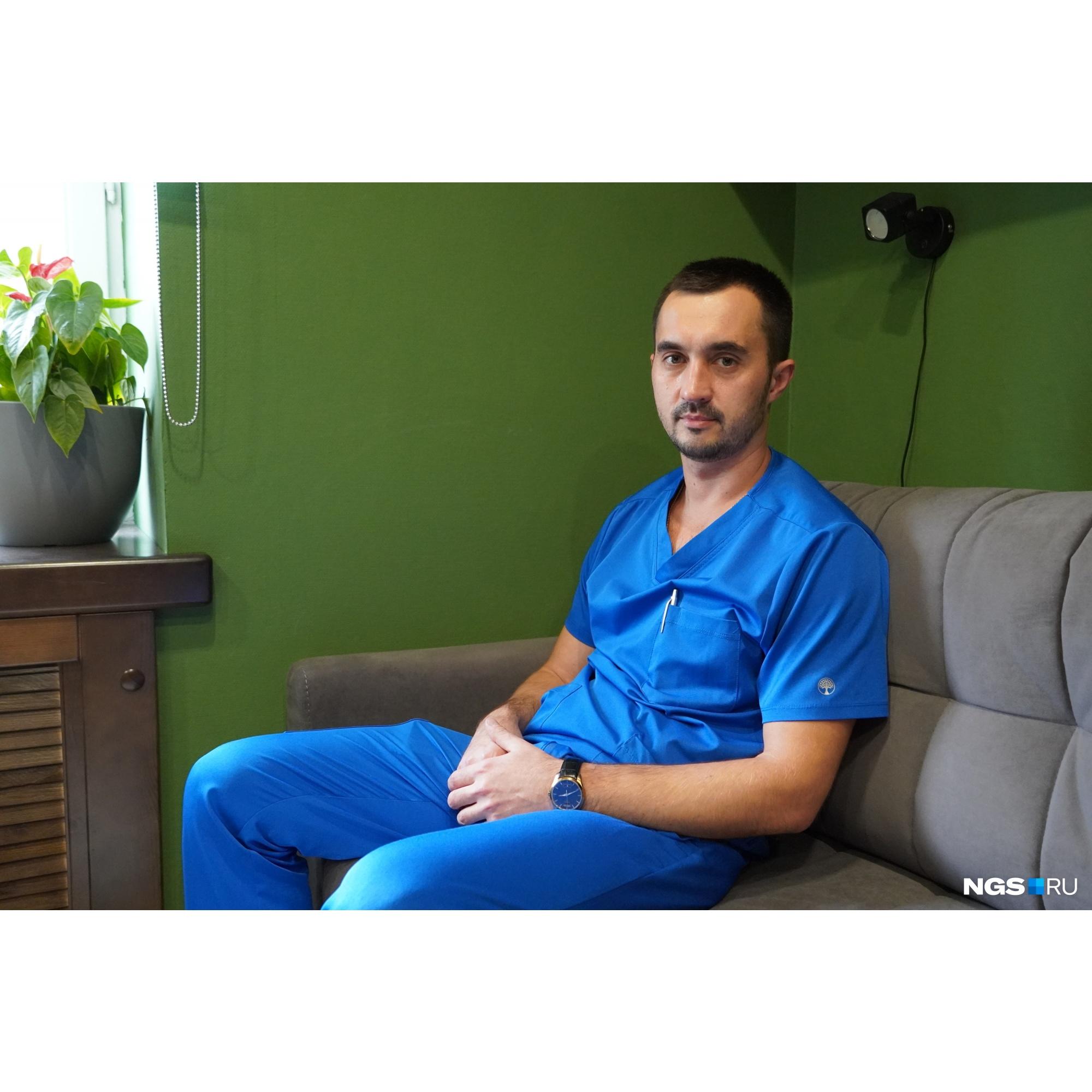 Александр Соболев провел операцию и удалил опухоль. Наталья очень ему благодарна, в том числе и за аккуратный шов, который сейчас почти незаметен