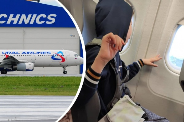 У екатеринбурженки возник серьезный конфликт с бортпроводником «Уральских авиалиний»