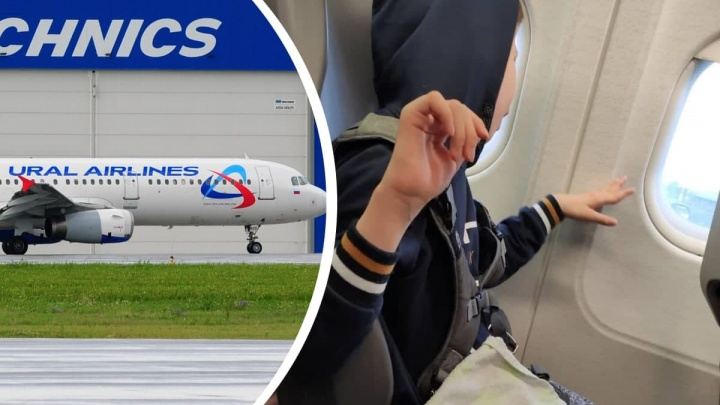 Екатеринбурженку и ее сына с ДЦП не пустили в самолет. Причина — кресло, без которого мальчик не может сидеть