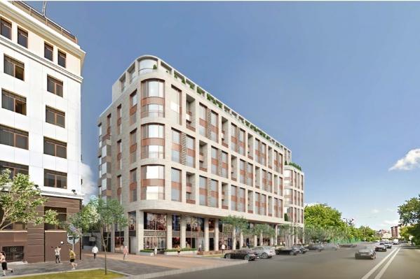 """Ввести в эксплуатацию здание планируют в первом квартале <nobr class=""""_"""">2024 года</nobr>"""