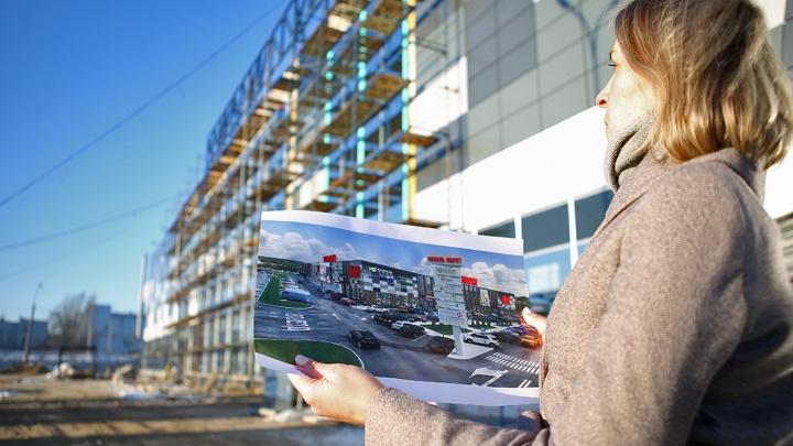 Горожане могут не волноваться: территория нового мебельного центра не преградит проезд к Которосли