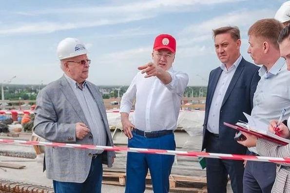 Власти Башкирии назвали точную дату открытия путепровода на Заки Валиди