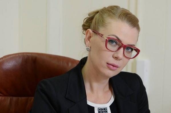 Ирина Теларова возглавила департамент в марте 2015 года