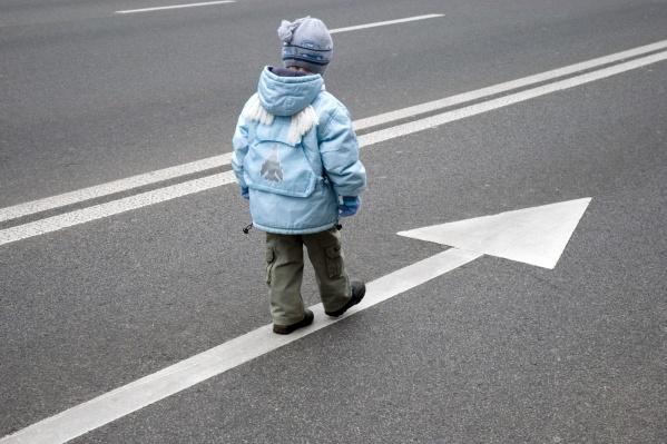 Это будет конкурс детского рисунка на тему безопасности дорожного движения