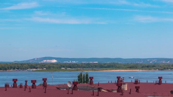 Стала известна цена самой дорогой квартиры в Самаре с видом на Волгу