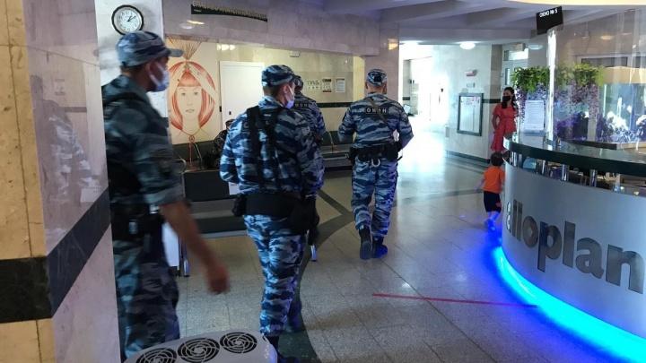 Полиция ответила на жалобу центра Мулдашева из-за обысков
