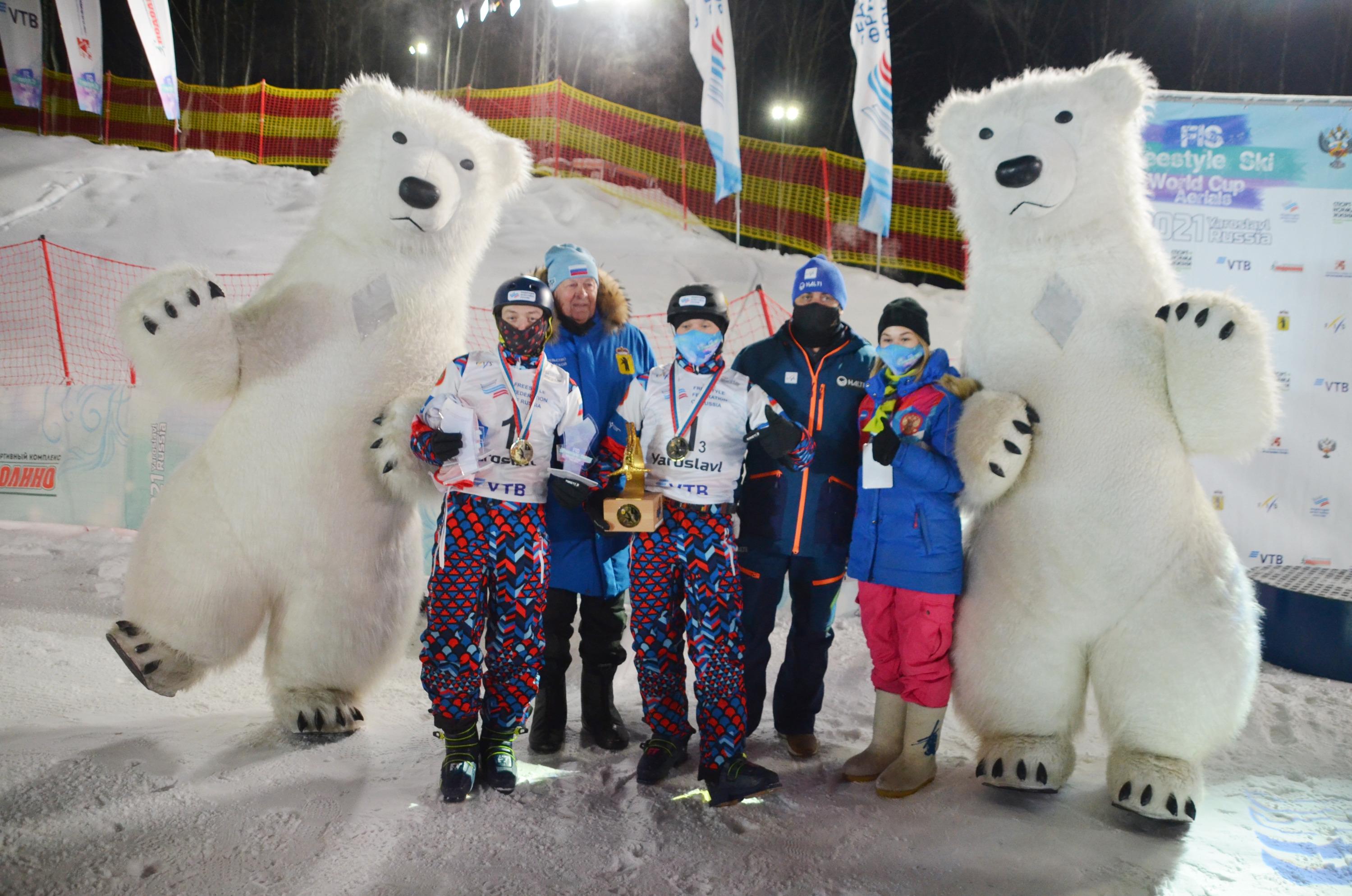 Ярославцы посмотреть на соревнования могли только через интернет