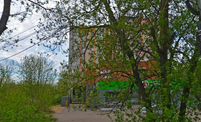 «Страшно за детей»: жители дома в Ярославле показали залитый кровью подъезд