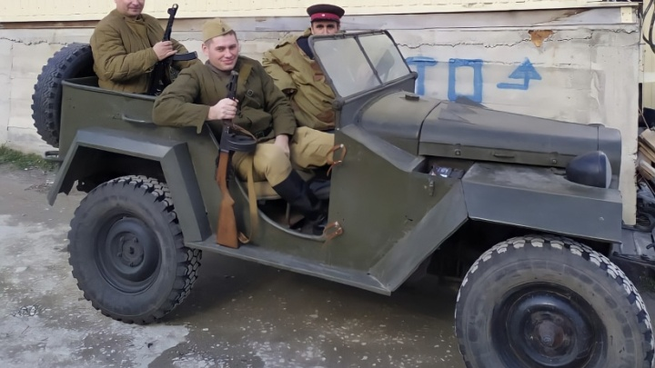 Немецкие винтовки и машина НКВД. Власти Геленджика рассказали, на что посмотреть 9 Мая
