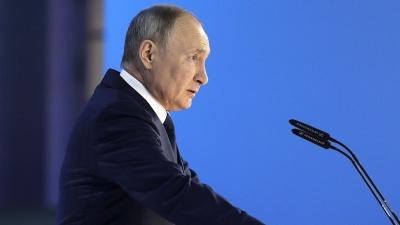 Пять обещаний Путина: кто получит деньги по итогам послания Федеральному собранию