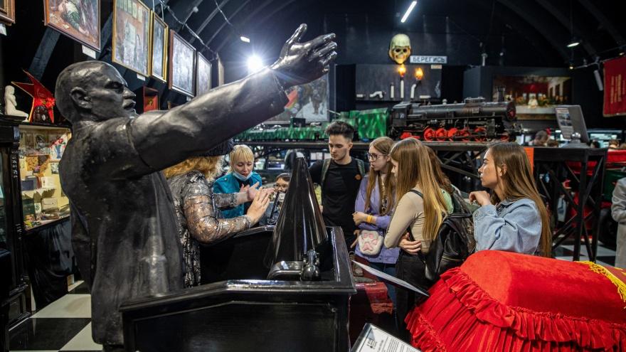 В Новосибирске прошла акция Ночь музеев. Как это было — 15 впечатляющих кадров