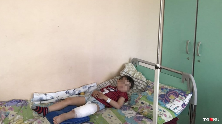 Ребенку, попавшему в больницу после наезда электросамоката, предстоит повторная операция