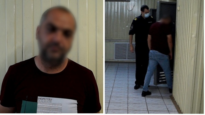 Не знаю, что произошло: в Волгограде суд арестовал мужчину, промчавшегося по лестнице и аллеям набережной