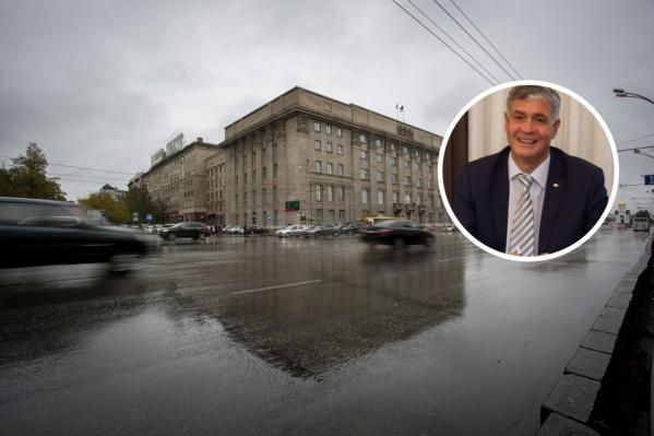 Предыдущего главу департамента Романа Дронова уволили в мае 2021 года