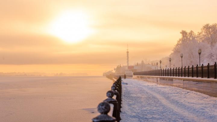 «Такой стужи не было 10 лет»: на Ярославскую область обрушатся аномальные морозы