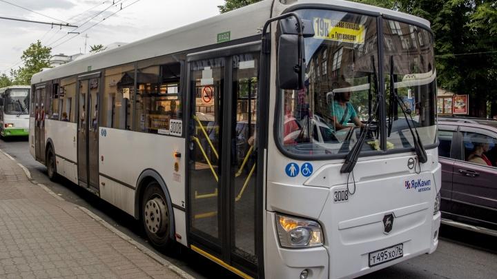 В Ярославле двум автобусам вернут старый маршрут