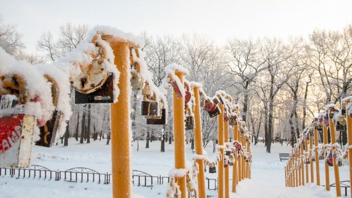 Синоптики рассказали, на сколько в Самарской области задержатся сильные морозы