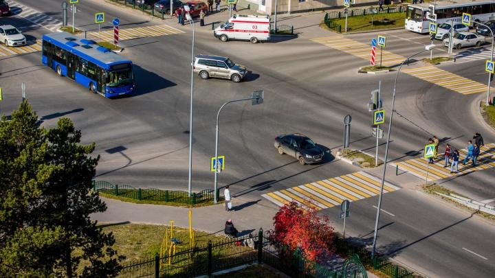 В отдаленный жилой район Сургута после жалоб сургутян начал ходить общественный транспорт