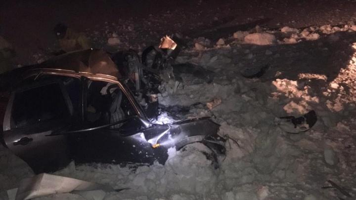 Два человека погибли в ДТП на трассе Москва — Уфа
