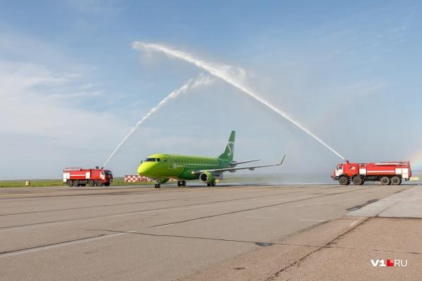 S7 получила разрешение летать на Пафос и в Ларнаку