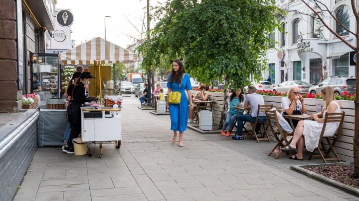 Гигантский твистер и кино под открытым небом: что будет на пешеходном проспекте Мира в эти выходные