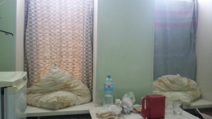«Дует, как будто окон нет совсем»: в Уфе в палате больницы № 5 замерзают пациенты