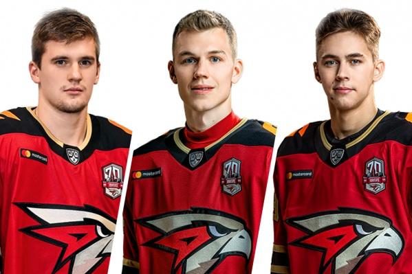 Каждый из них скоро примерит свитера своих новых клубов НХЛ