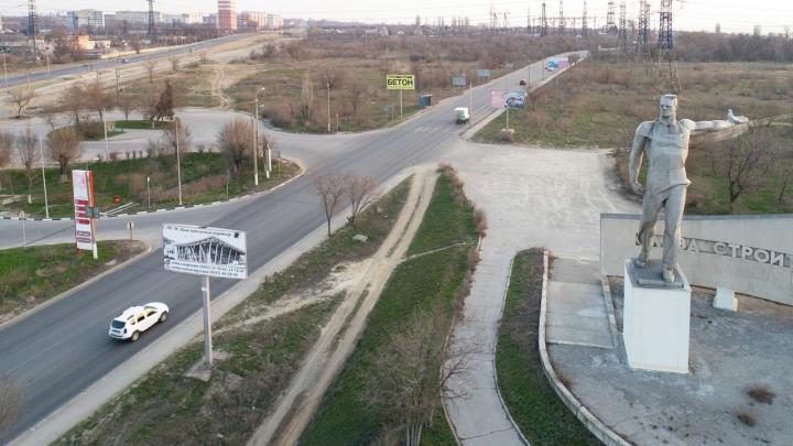 В Волгограде полностью откроют дорогу на плотине Волжской ГЭС
