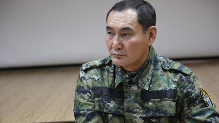 Обвиненный в терроризме генерал СК Михаил Музраев заявил, что оперативники ФСБ подбросили ему патроны