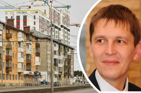 По даннымМихаила Хорькова, практика реновации в Москве к Екатеринбургу неприменима