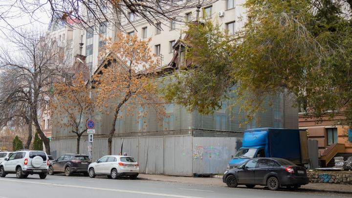 На реконструкцию дома Маштакова в Самаре нашли деньги