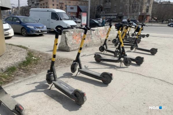 В парках и скверах передвигаться можно будет только по велодорожкам