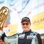 «Это моя первая серьезная победа»: Антон Немкин стал лидером престижной российской автогонки