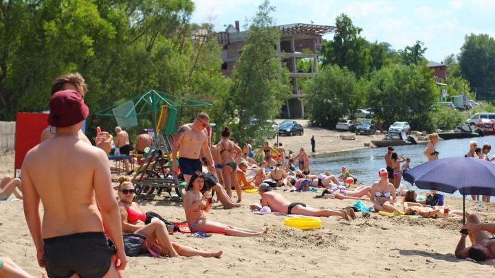 В Самаре запретили купаться в 77 водоемах: список