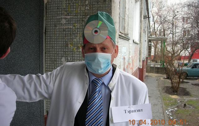 В Волгоградской области сгорел известный врач-пульмонолог