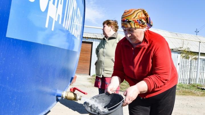 В Челябинской области тысячи людей остались без воды в 30-градусную жару