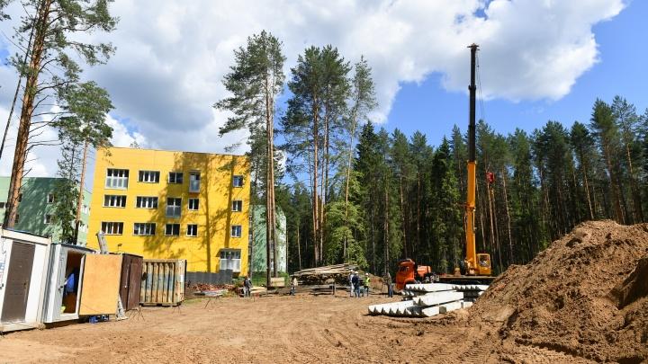 Система безопасности с распознаванием лиц и персональные душевые: для ПНИПУ построят новое общежитие