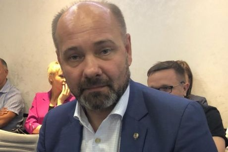 Андрей Копайгора арестован на два месяца, до начала апреля