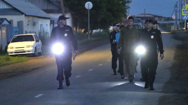 Исчез во время прогулки: в Кургане полиция ищет пропавшего четырехлетнего мальчика