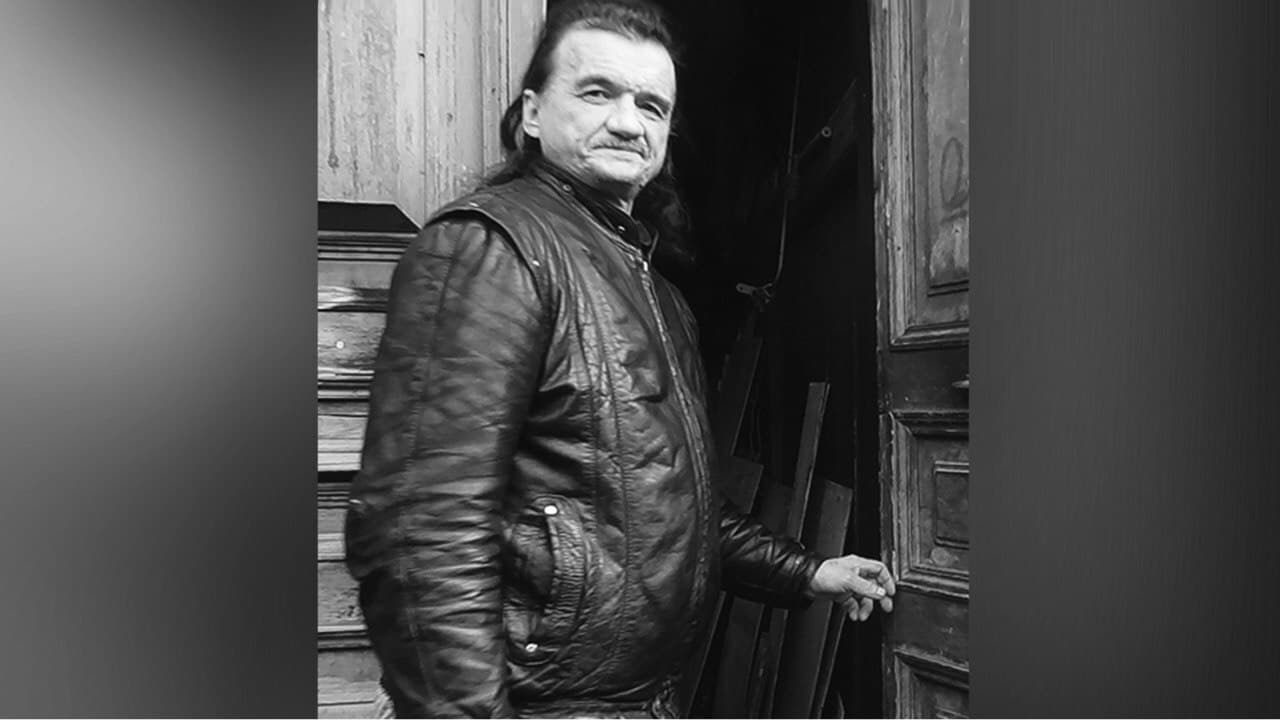 Виталий Бабайкин, 2012 год. Фото Владимира Васильева