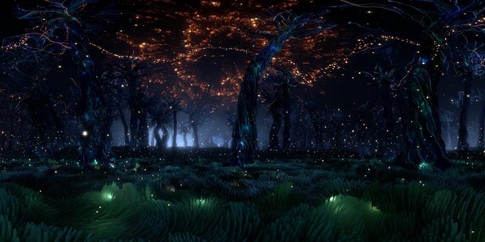 кадр из фильма Strands of Mind («Пути разума»)