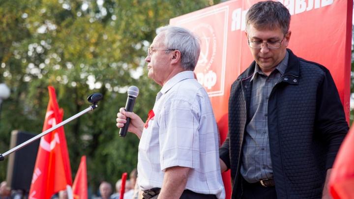 В Ярославле скончался лидер коммунистов: три карточки о том, почему он был ярчайшим политиком региона